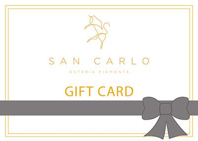 sancarloGiftCard